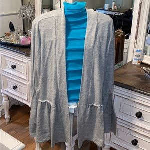 Comfortable cardigan by Bobeau size Xl